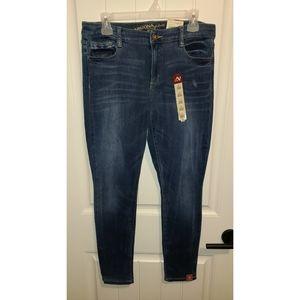 Arizona jeggings 13 NEW jeans super skinny